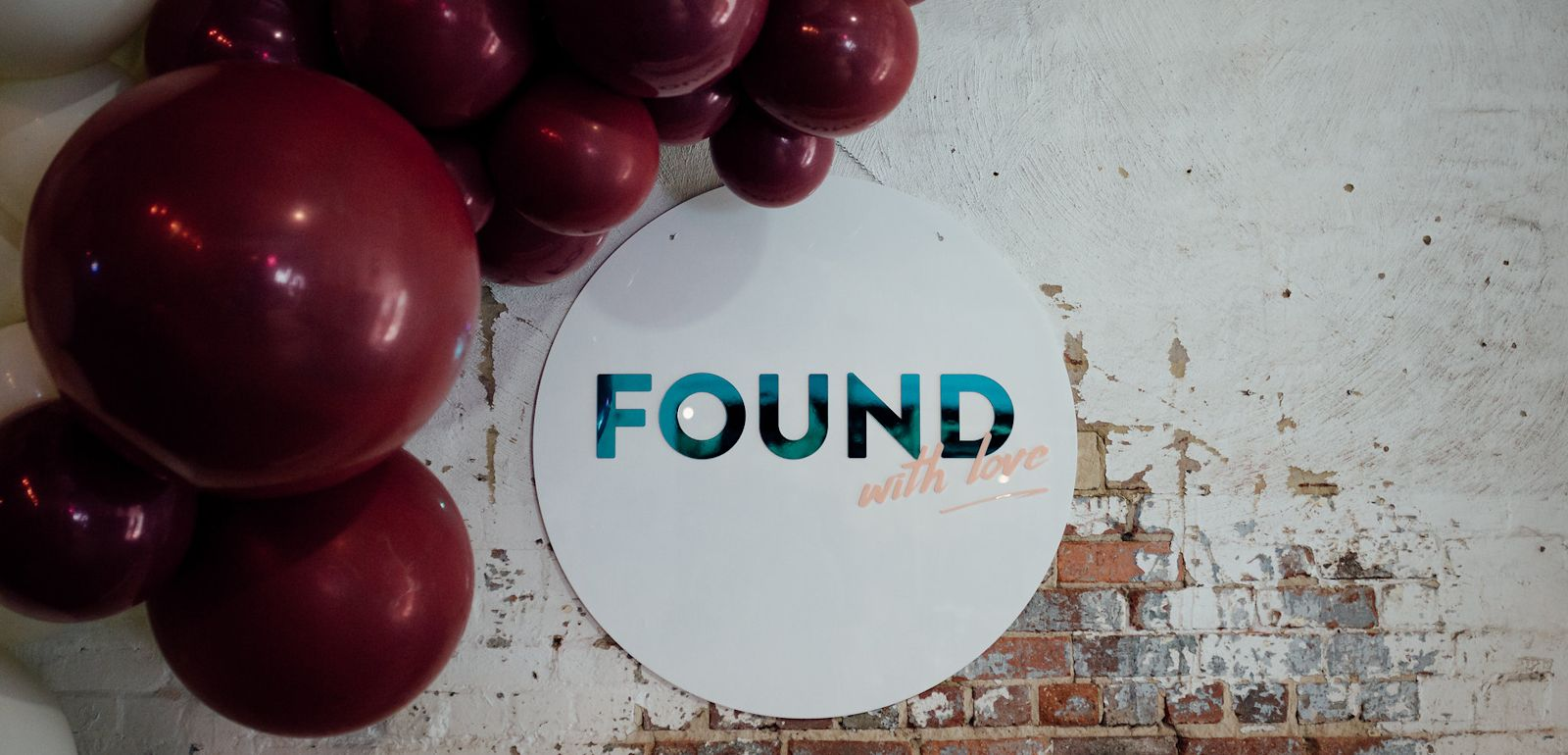 found with love