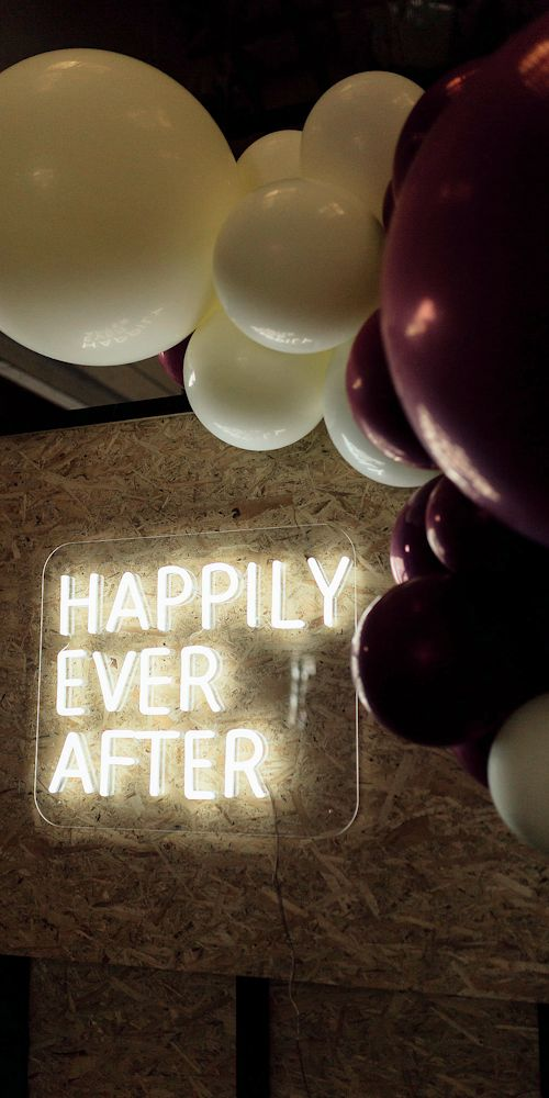 happily ever after L