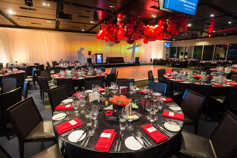 large venue decor mcc