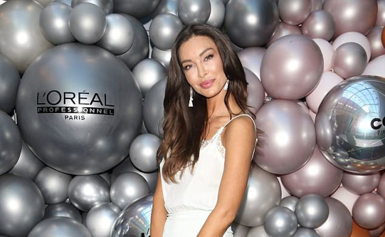 photo wall balloon loreal